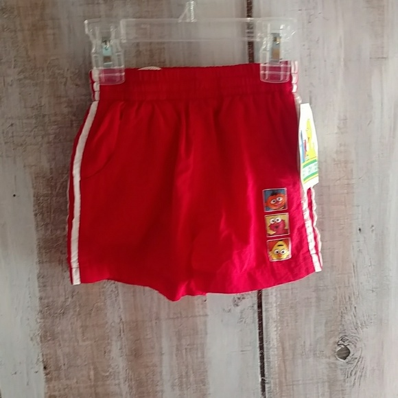 5616ace43f Sesame Street Swim | New Boys Red Trunks 12 Months | Poshmark